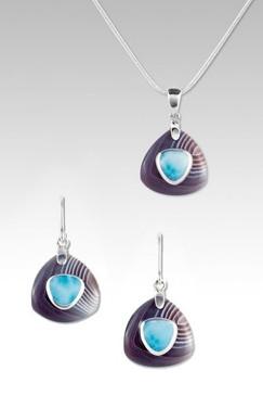 MarahLago Samara Collection Set - Necklace & Earrings