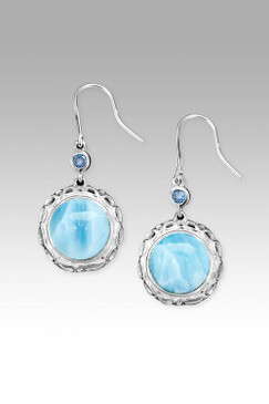MarahLago Crescia Collection Larimar Earrings
