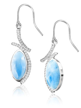 MarahLago Vista Collection Larimar Earrings