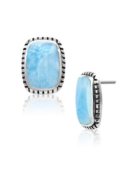 MarahLago Asuna Collection Larimar Earrings