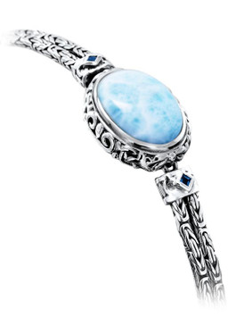 MarahLago Messina Collection Larimar Bracelet