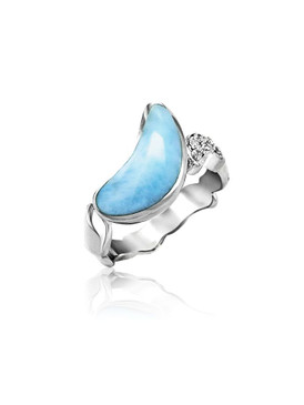 MarahLago Petra Collection Larimar Larimar Ring
