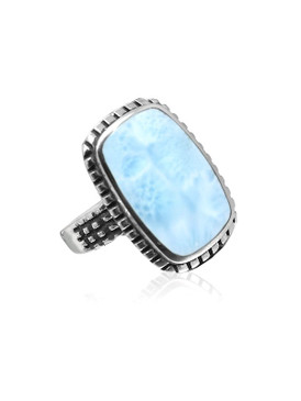 MarahLago Asuna Collection Larimar Ring