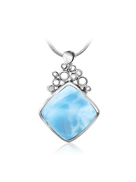MarahLago Mystic Collection Larimar Necklace