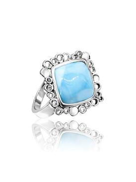 MarahLago Mystic Collection Larimar Ring