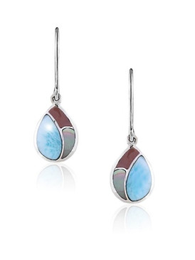 MarahLago Keetah Collection Larimar Earrings