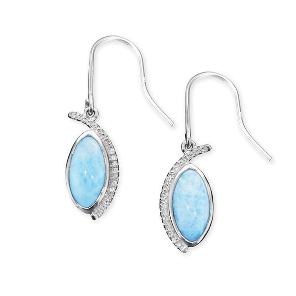MarahLago Vista Larimar Earrings - Original Style