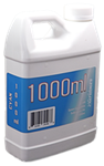 Cyan Sublimation 1000ml Bottle Ink Epson Stylus Pro printers