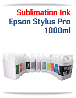 11 Sublimation Ink 1000ml Epson Stylus Pro 7900, 9900 Printers