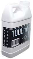 Matte Black 1000ml Bottle Sublimation Ink