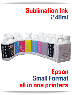 Sublimation Ink 240ml