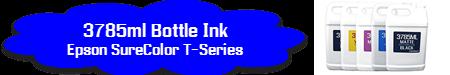 3785ml Bottle Ink Epson SureColor T-Series
