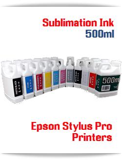 500ml Sublimation Ink Epson Stylus Pro