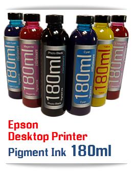180ml Epson Desktop Pigment Refill ink