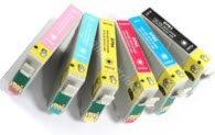 Epson Stylus Photo 1400 compatible printer i nk cartridges