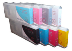 Refillable Ink Cartridges Stylus Pro 7880/9880