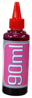90ml Magenta Dye Bottle Ink
