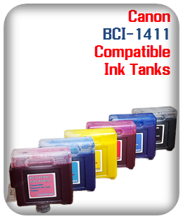 BCI-1411 Canon Compatible Ink Tanks