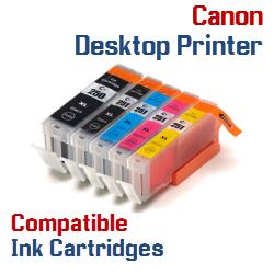 Canon Desktop Printer Ink Cartridges