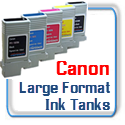Canon Large Format Printer Ink Tanks