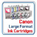 Canon Large Format Printer Ink Cartridges