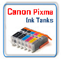 Canon Pixma and small format printers Ink Tanks