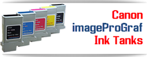 Canon imageProGraf Compatible Ink Tanks