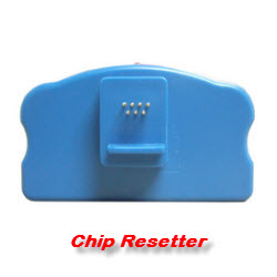Chip Re-Setters Cartridges and Maintenance Tanks