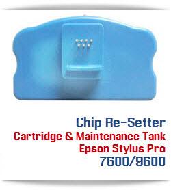 Maintenance Tank Chip Re-Setter
