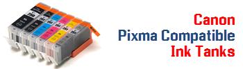 Canon Pixma Compatible Ink Tanks