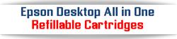Epson Desktop Small Format Refillable Ink Cartridges