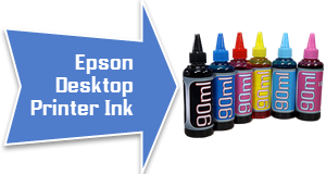 Epson Small All in One Desktop Printer Bottle Ink