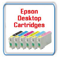 Epson Desktop Small Printer Ink Cartridges