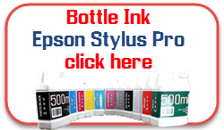 Epson Stylus Pro Bottle Ink
