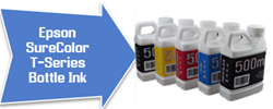 Epson SureColor T-Series printer Bottle Ink