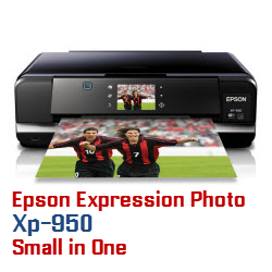 Epson Expression Photo XP-950 Small in One printer