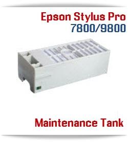 Epson Stylus Pro 7800, 9800 Maintenance Tank