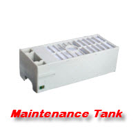 Stylus Pro Maintenance Tanks
