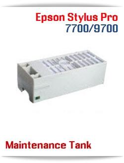Epson Stylus Pro 7700/9700 Printer Maintenance Tank