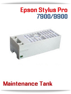 Epson Stylus Pro 7900/9900 printer Maintenance Tanks