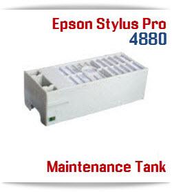 Maintenance Tank Epson Stylus Pro 4880 Printer