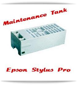 Maintenance Tanks Epson Stylus Pro Printers