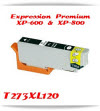 T273XL120 Epson Expression Premium XP-600 printer ink cartridges