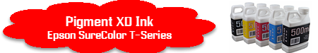 Pigment XD Bottle Ink Epson SureColor T-Series