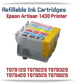 Artisan 1430 Refillable ink cartridges