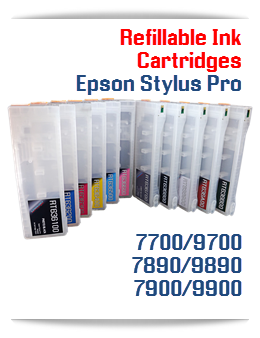 Refillable Ink Cartridges