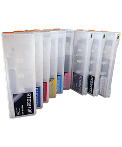 Epson Stylus Pro 7890/9890 Refillable Ink Cartridges