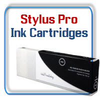 Epson Stylus Pro Printer Ink Cartridges