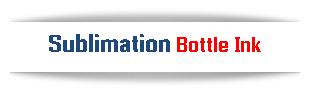 Sublimation Bottle Ink Epson Printers