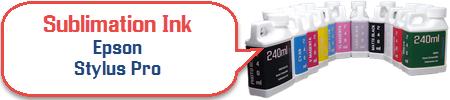 Sublimation Ink Epson Stylus Pro Printers
